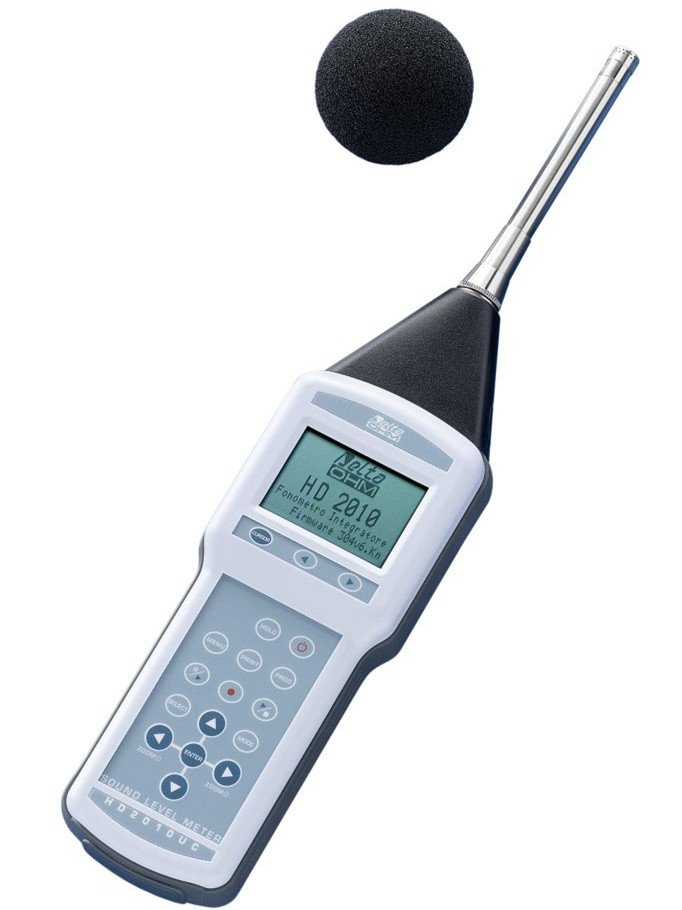 HD2010UC.kit1 class 1 integrating sound level meter