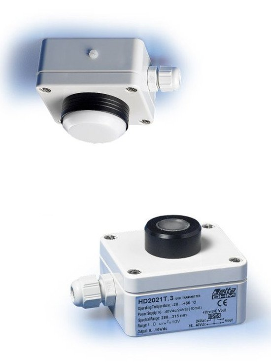 HD2021T light & radiation transmitter