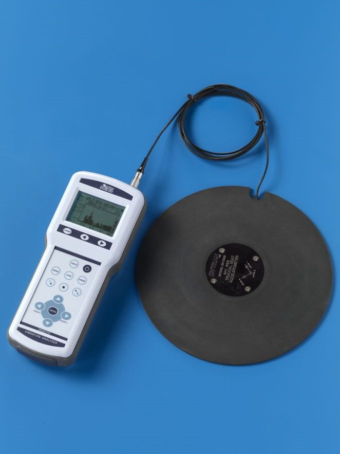 HD2070.K1 3-channel vibration analyzer