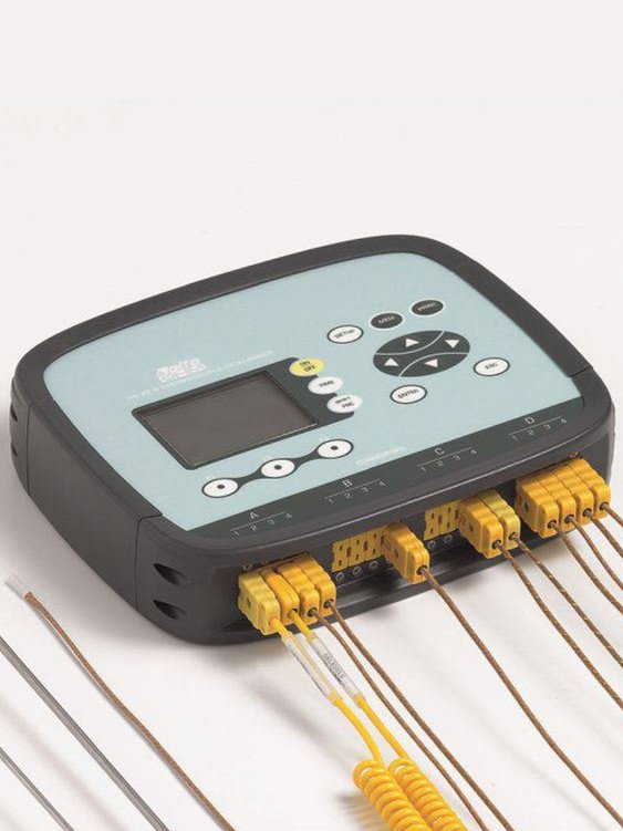 HD32.8 data logger for thermocouples