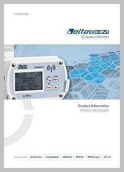 HD35 wireless data logger data sheet
