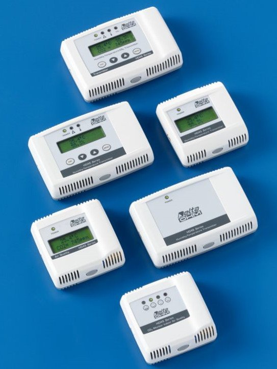 HD46 RH, temperature and CO2 transmitter
