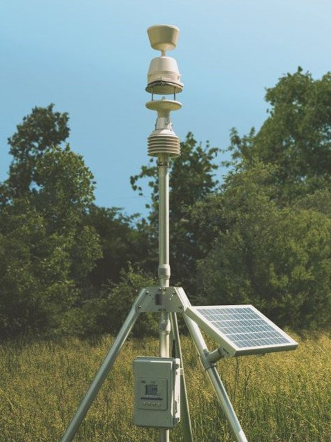 HDMCS-100 all-in-one weather station