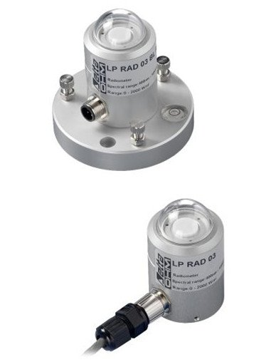 LP...03 outdoor light & radiation sensor